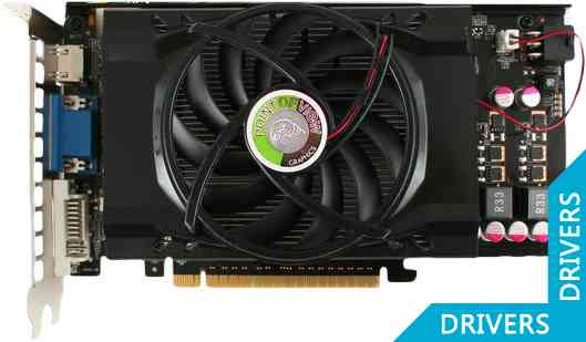 Видеокарта Point of View GeForce GTX 550 Ti 1024MB GDDR5 (VGA-550-A3-1024-C)