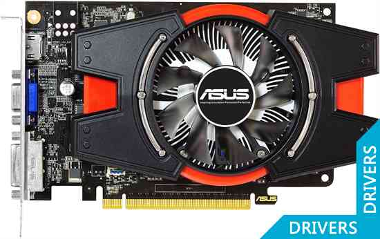 Видеокарта ASUS GeForce GTX 650 1024MB GDDR5 (GTX650-E-1GD5)