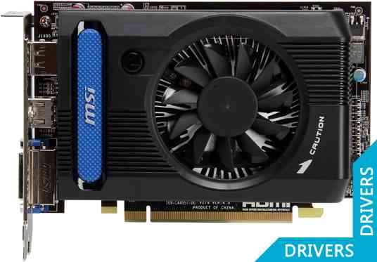 Видеокарта MSI HD 7750 OC 1024GB GDDR5 (R7750-PMD1GD5/OC V2)