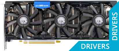 Видеокарта KFA2 GeForce GTX 680 LTD OC 2GB GDDR5