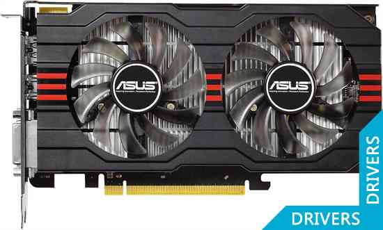 Видеокарта ASUS HD 7770 2GB GDDR5 (HD7770-2GD5)