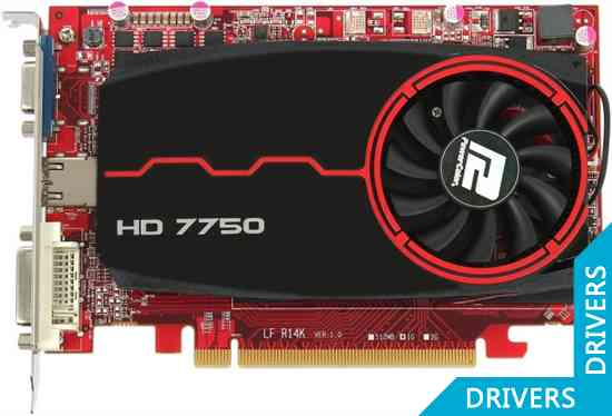 Видеокарта PowerColor HD 7750 2GB DDR3 (AX7750 2GBK3-H)