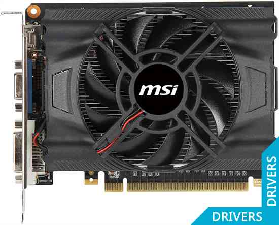 Видеокарта MSI GeForce GTX 650 OC 2GB GDDR5 (N650-2GD5/OC)