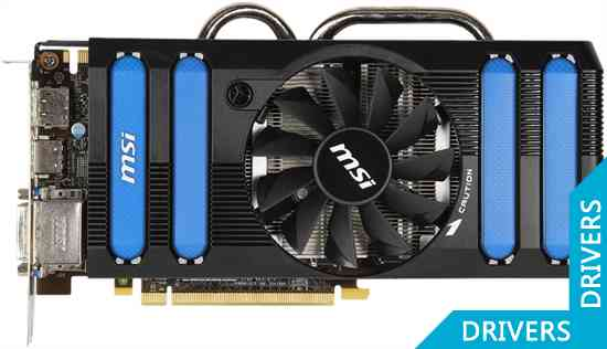 Видеокарта MSI GeForce GTX 660 Ti OC 2GB GDDR5 (N660Ti-2GD5/OC)