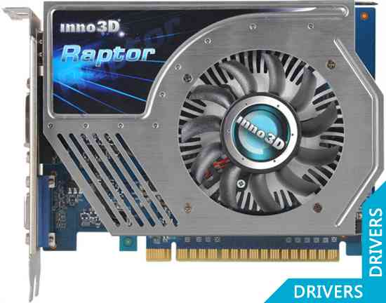 Видеокарта Inno3D GeForce GT 640 Raptor 2GB DDR3 (N640-1DDV-D3CX)