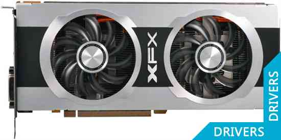 Видеокарта XFX HD 7870 Double Dissipation 2GB GDDR5 (FX-787A-CDFC)