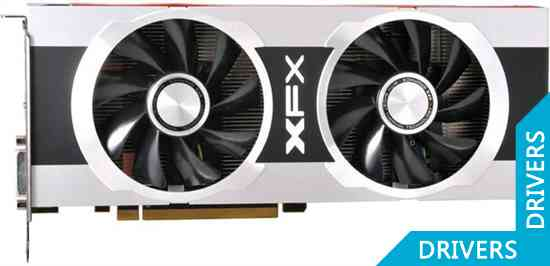 Видеокарта XFX HD 7970 GHz Edition Double Dissipation 3GB GDDR5 (FX-797G-TDFC)