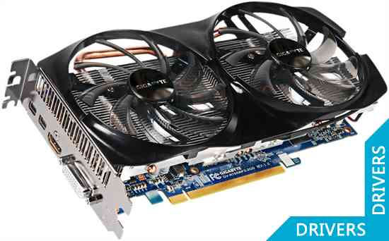 Видеокарта Gigabyte HD 7850 WindForce 2 2GB GDDR5 (GV-R785WF2-2GD)