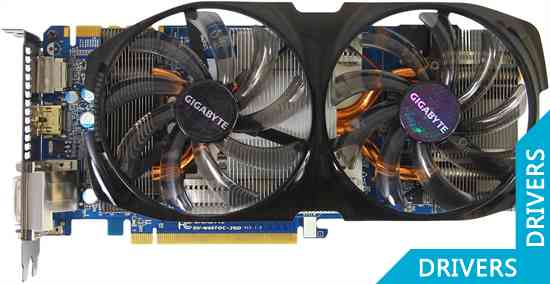 Видеокарта Gigabyte GeForce GTX 660 Ti 2GB GDDR5 (GV-N66TOC-2GD-EU)