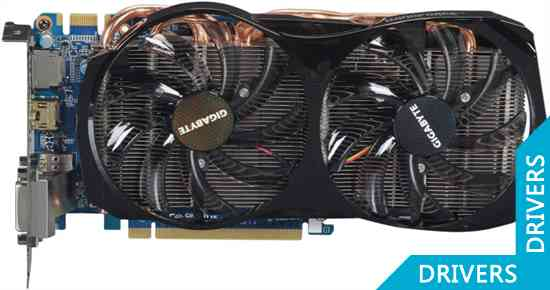 Видеокарта Gigabyte GeForce GTX 660 2GB GDDR5 (GV-N660OC-2GD)