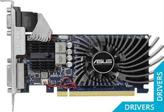 Видеокарта ASUS GeForce GT 640 1024MB DDR3 (GT640-1GD3-L)