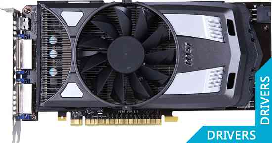 Видеокарта MSI GeForce GTX 650 1024MB GDDR5 (N650 PE 1GD5/OC)