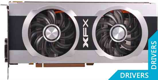 Видеокарта XFX HD 7850 Double Dissipation Edition 2GB GDDR5 (FX-785A-CDFC)