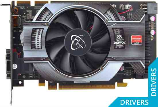 Видеокарта XFX HD 6770 1024MB GDDR5 (HD-677X-ZGL4)