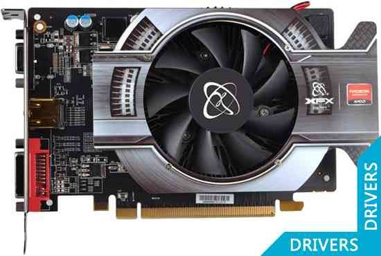Видеокарта XFX HD 6670 1024MB GDDR5 (HD-667X-ZGF4)