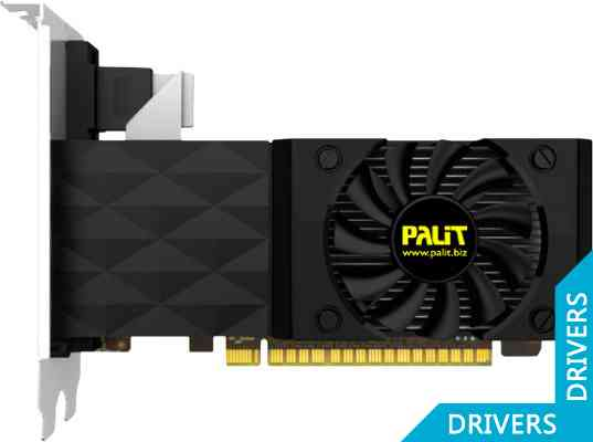 Видеокарта Palit GeForce GT 630 1024MB DDR3 (NEAT630NHD01-1085F)