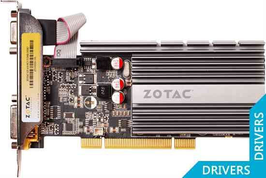 Видеокарта ZOTAC GeForce GT 610 512MB DDR3 (ZT-60604-10L)