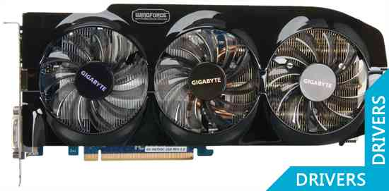 Видеокарта Gigabyte GeForce GTX 670 OC 2GB GDDR5 (GV-N670OC-2GD)