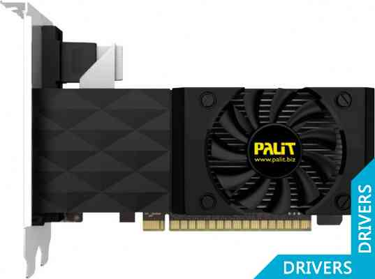 Видеокарта Palit GeForce GT 630 1024MB DDR3 (NEAT6300HD01-1085F)