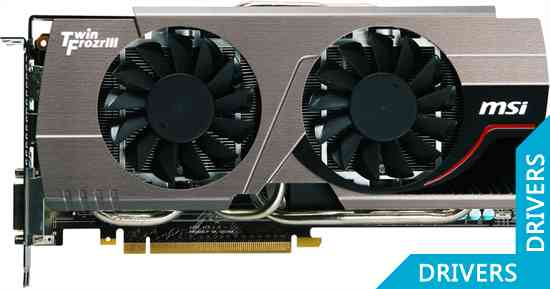 Видеокарта MSI GeForce GTX 680 2GB GDDR5 (N680GTX Twin Frozr 2GD5/OC)