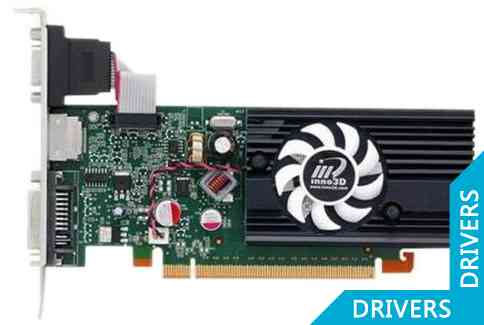 Видеокарта Inno3D GeForce 8400 GS 512MB GDDR3 (N84GS-3SDV-C3BX)