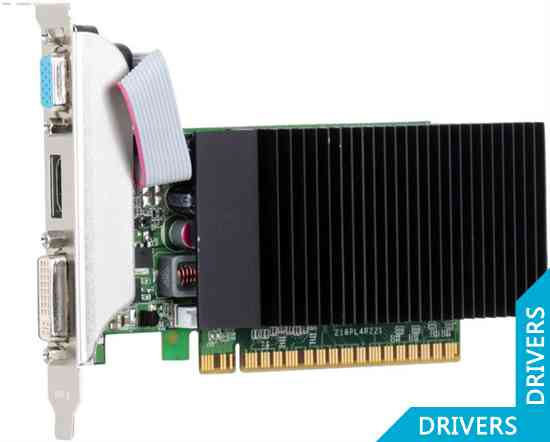 Видеокарта Inno3D GeForce 8400 GS 512MB GDDR3 (N84GS-3SDV-D3BX)