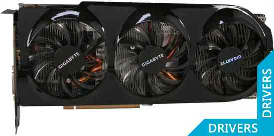 Видеокарта Gigabyte HD 7870 2GB GDDR5 (GV-R787OC-2GD)