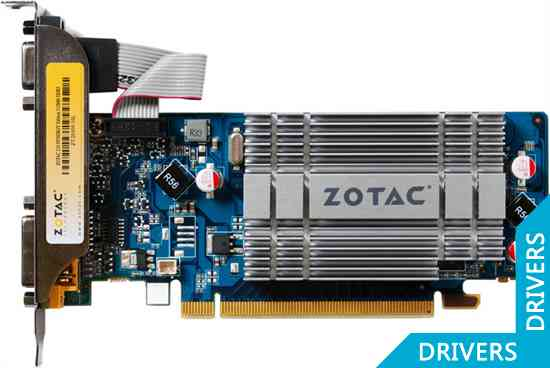 Видеокарта ZOTAC GeForce 210 Synergy 512MB DDR3 (ZT-20309-10B)