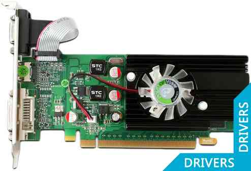 Видеокарта Point of View GeForce 210 1024MB DDR3 (R-VGA150932-D3-C)