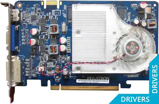 Видеокарта Pegatron GeForce GT 230 1536MB DDR2