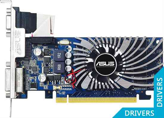 Видеокарта ASUS GeForce 210 512MB DDR3 (EN210/DI/512MD3(LP))