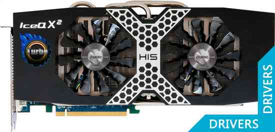 Видеокарта HIS HD 7970 ICeQ X2 3GB GDDR5 (H797QMT3G2M)
