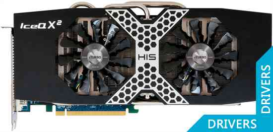 Видеокарта HIS HD 7970 IceQ X2 3GB GDDR5 (H797QM3G2M)