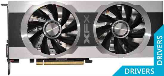 Видеокарта XFX HD 7950 Black Edition 3GB GDDR5 (FX-795A-TDBC)