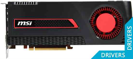 Видеокарта MSI HD 7970 3GB GDDR5 (R7970-2PMD3GD5/OC)