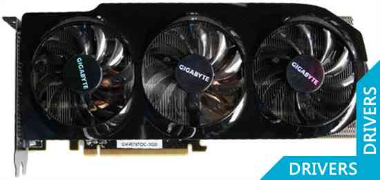 Видеокарта Gigabyte HD 7970 3GB GDDR5 (GV-R797OC-3GD)