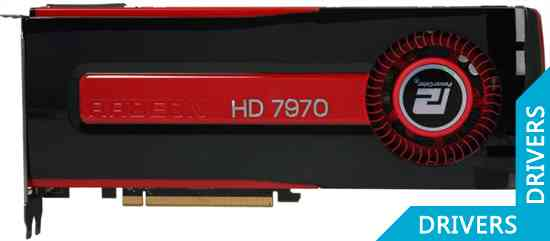 Видеокарта PowerColor HD 7970 3GB GDDR5 (AX7970 3GBD5-2DH)