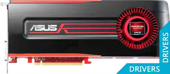Видеокарта ASUS HD 7970 3GB GDDR5 (HD7970-3GD5)