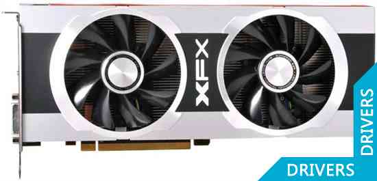 Видеокарта XFX HD 7970 Black Edition 3GB GDDR5 (FX-797A-TDBC)