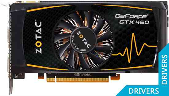 Видеокарта ZOTAC GeForce GTX 460 Synergy 768MB GDDR5 (ZT-40401-10H)