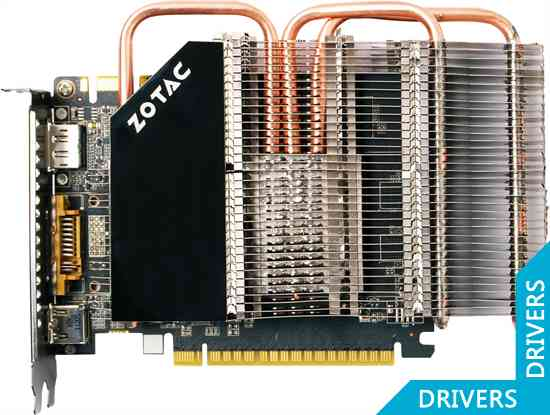 Видеокарта ZOTAC GeForce GTS 450 ZONE 1024MB DDR3 (ZT-40511-20M)
