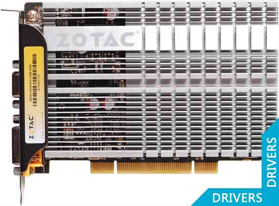 Видеокарта ZOTAC GeForce GT 430 512MB DDR3 (ZT-40605-10L)