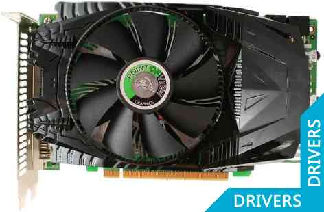 Видеокарта Point of View GeForce GTX 560 Ti 1024MB GDDR5 (VGA-560-A1-1024)