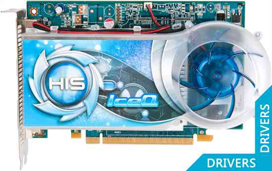 Видеокарта HIS HD 6570 IceQ 1024MB DDR3 (H657QO1G)