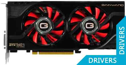 Видеокарта Gainward GeForce GTX 560 Ti 448 Cores 1280MB GDDR5 (426018336-2456)