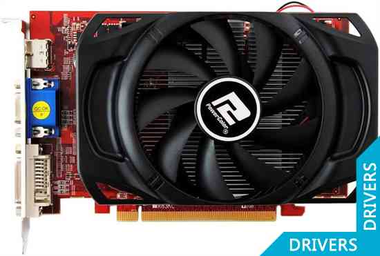 Видеокарта PowerColor HD 6670 2GB DDR3 (AX6670 2GBK3-H)