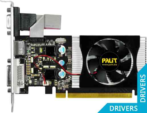Видеокарта Palit GeForce GT 220 1024MB DDR3 (NEAT220DHD01-1081F)