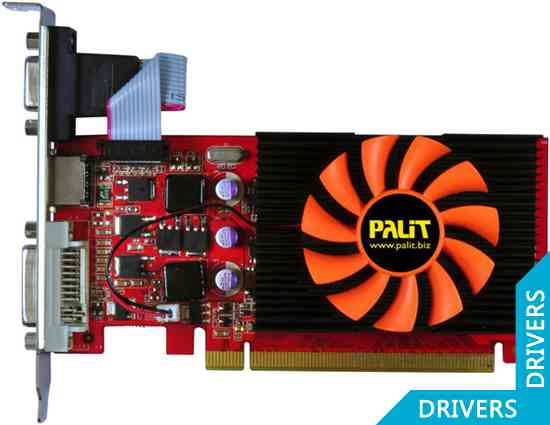 Видеокарта Palit GeForce GT 430 1024MB DDR3 (NEAT4300HD01-1081F)