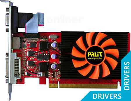 Видеокарта Palit GeForce GT 440 2GB DDR3 (NEAT4400HD41-1081F)