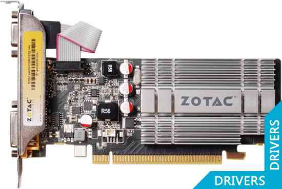 Видеокарта ZOTAC GeForce 8400 GS 1024MB DDR2 (ZT-84GEK2M-HSL)